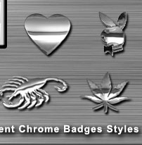 Autobadgez ::. Badges, Emblems, 3D Chrome Letter Kits, and ...